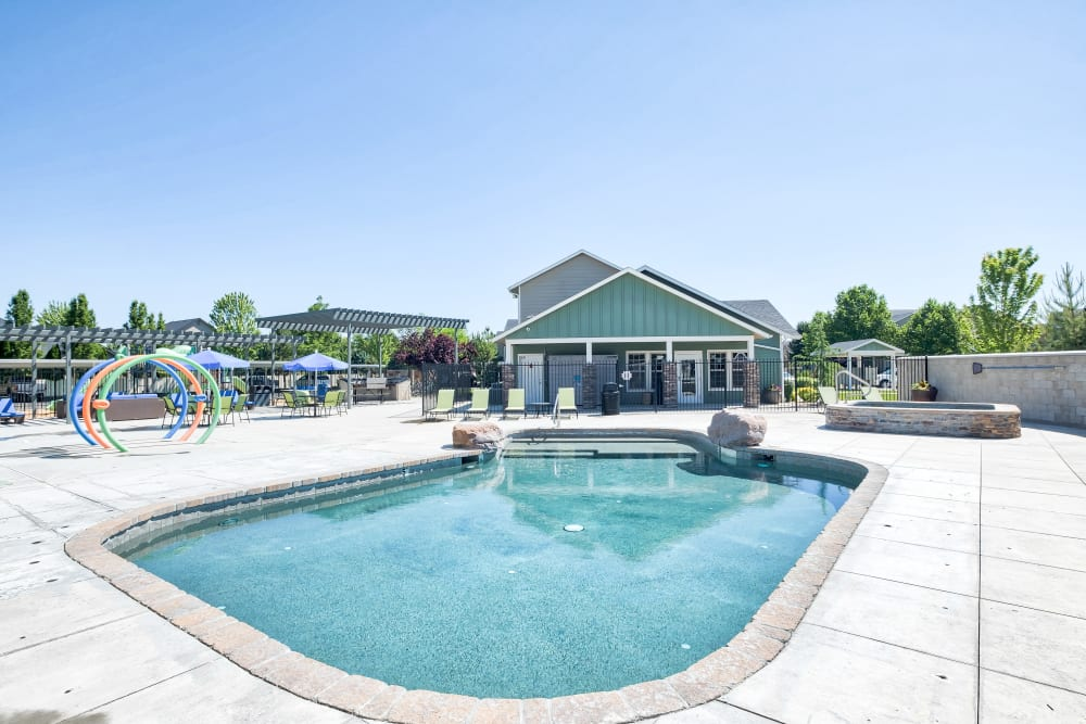 Our Apartments in Meridian, Idaho offer a Swimming Pool