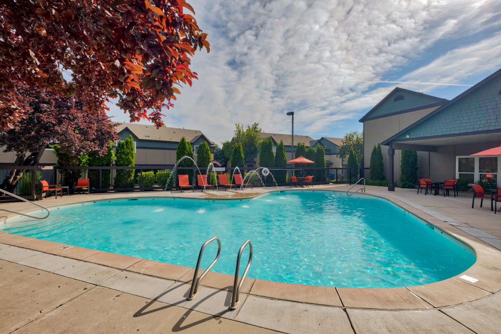 Our Apartments in Boise, Idaho offer a Swimming Pool