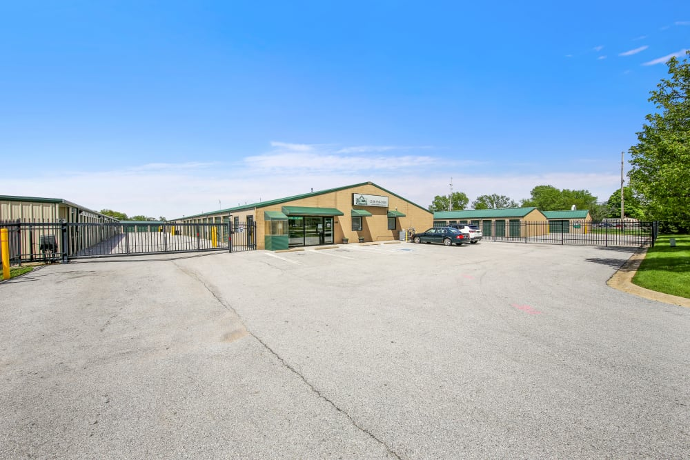 Global Self Storage in Merrillville, Indiana