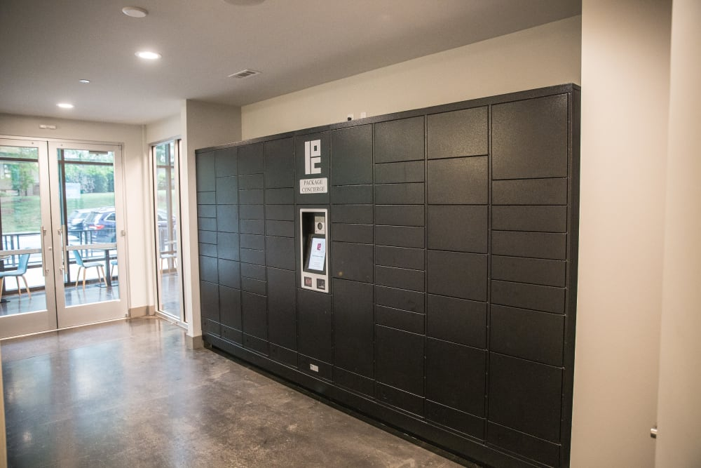A package concierge is onsite for your convenience at Berkshire Chapel Hill