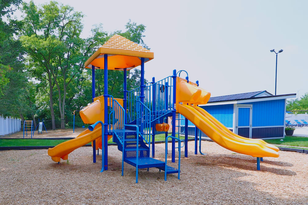 Our Apartments in Camp Hill, Pennsylvania offer a Playground