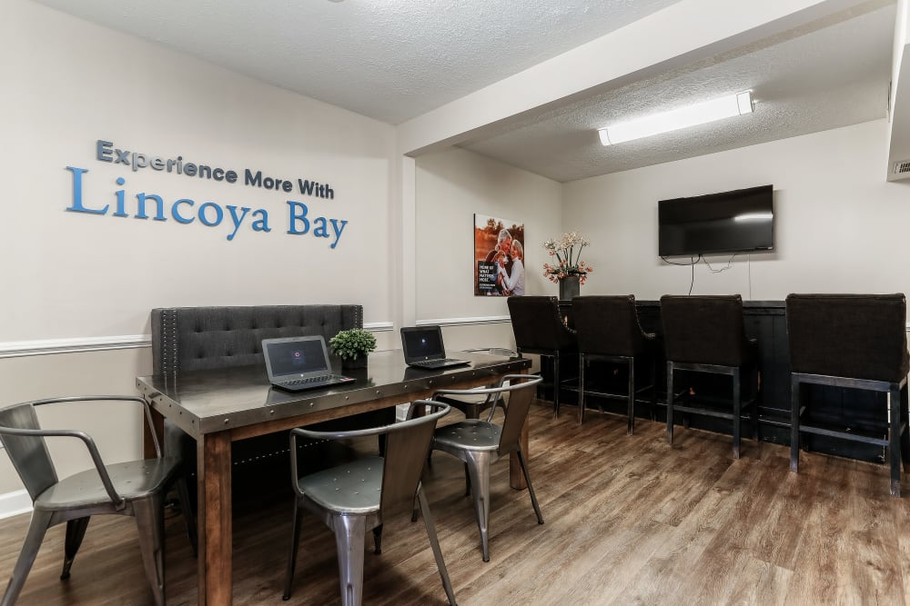Our Apartments in Nashville, Tennessee offer a Business Center
