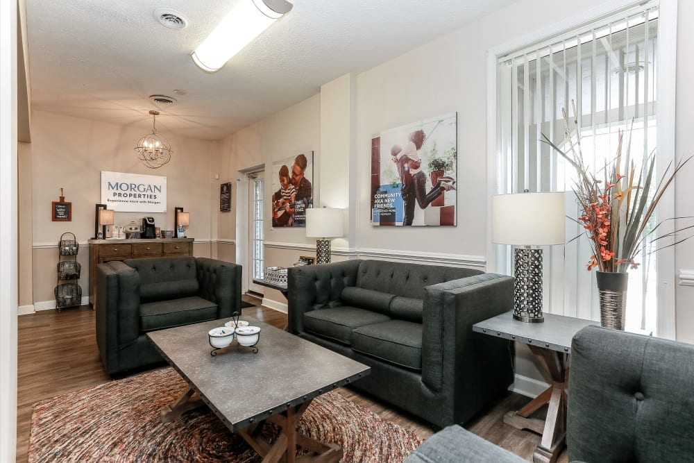 Clubhouse at Lincoya Bay Apartments & Townhomes in Nashville, Tennessee