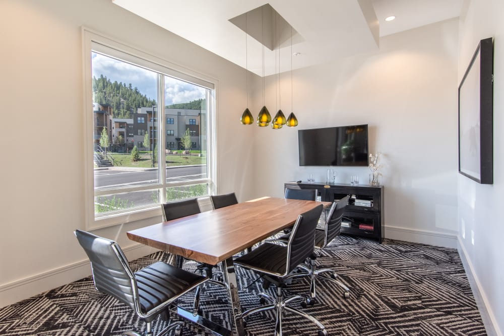 Our Apartments in Edwards, Colorado offer a Business Center