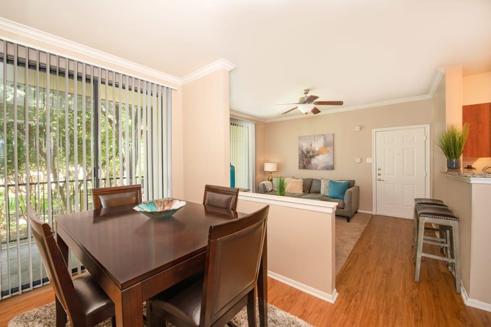 Dining Room at Briargrove at Vail in Dallas, Texas