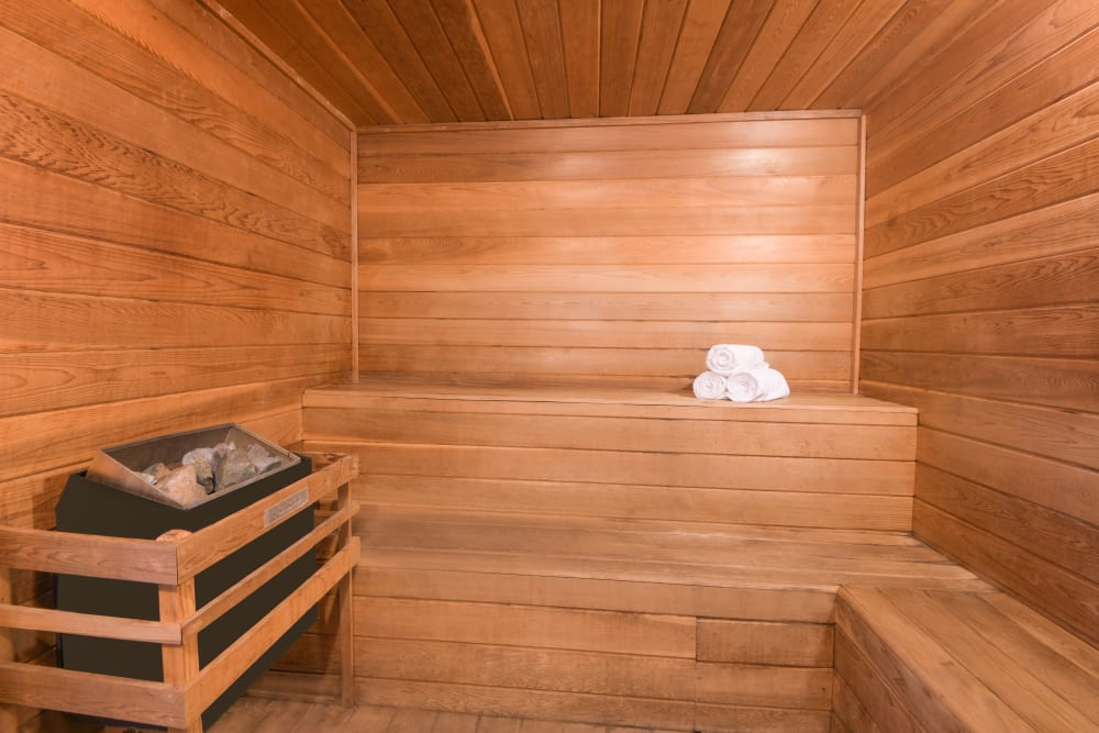 Briargrove at Vail offers Apartments with a Sauna in Dallas, Texas