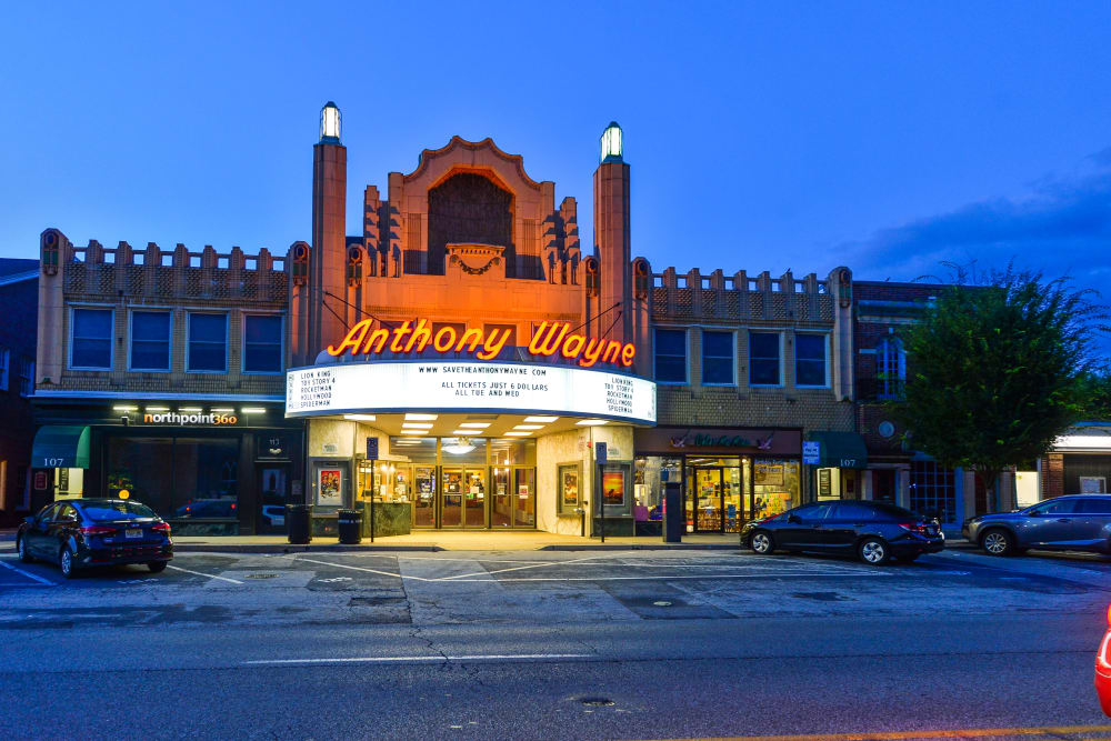 Stonegate at Devon Apartments in Devon, PA is located in a great Anthony Wayne Theater