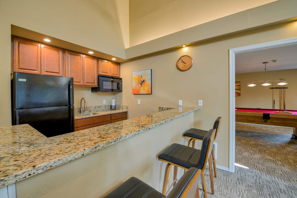 Enjoy Apartments with a Clubhouse at Arbor Square Apartments