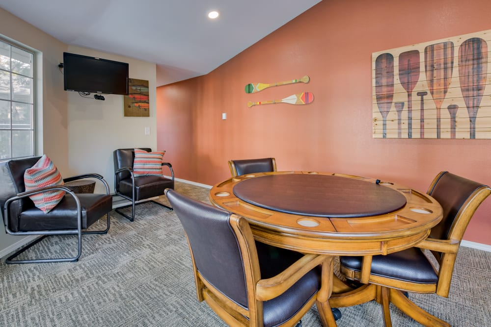 Our Apartments in Olympia, Washington offer a Clubhouse