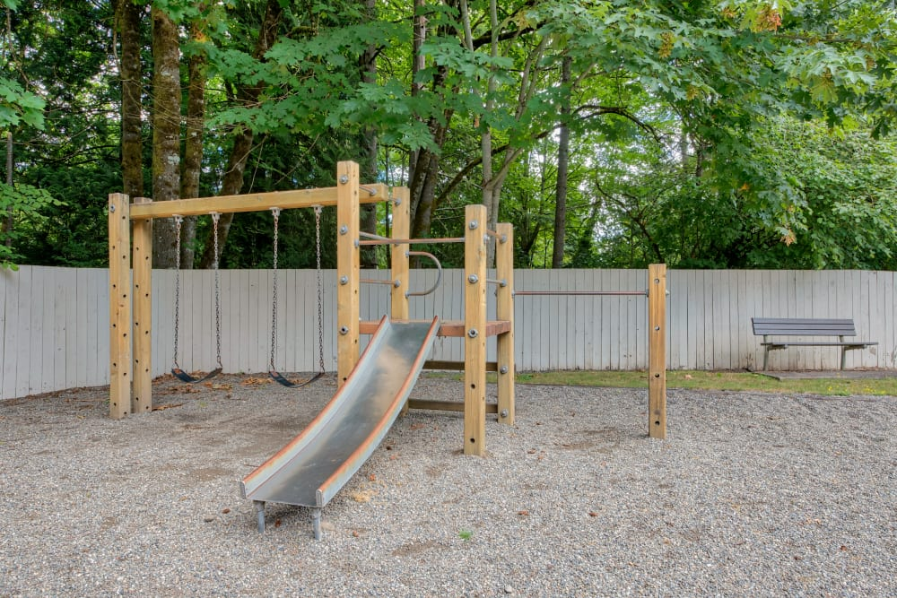 Our Apartments in Olympia, Washington offer a Playground