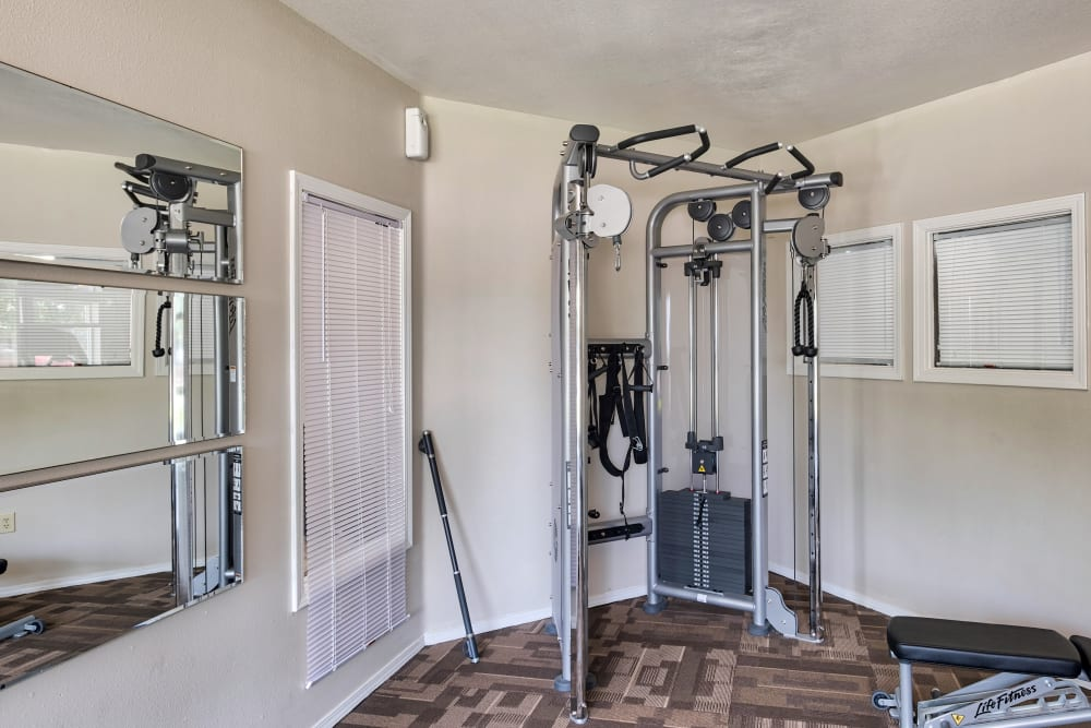 Fitness Center at Arbor Crossing Apartments in Boise, Idaho