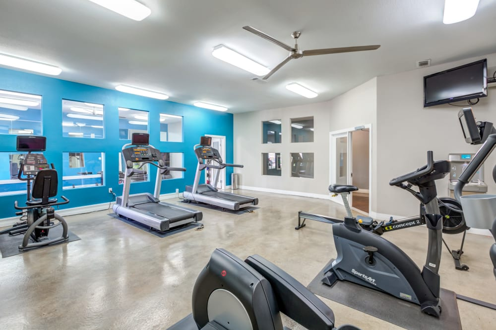 Our Apartments in Denver, Colorado offer a Gym