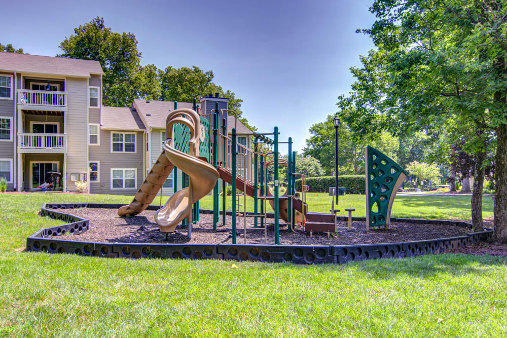 Playground at Hunter's Chase Apartments in Midlothian, Virginia
