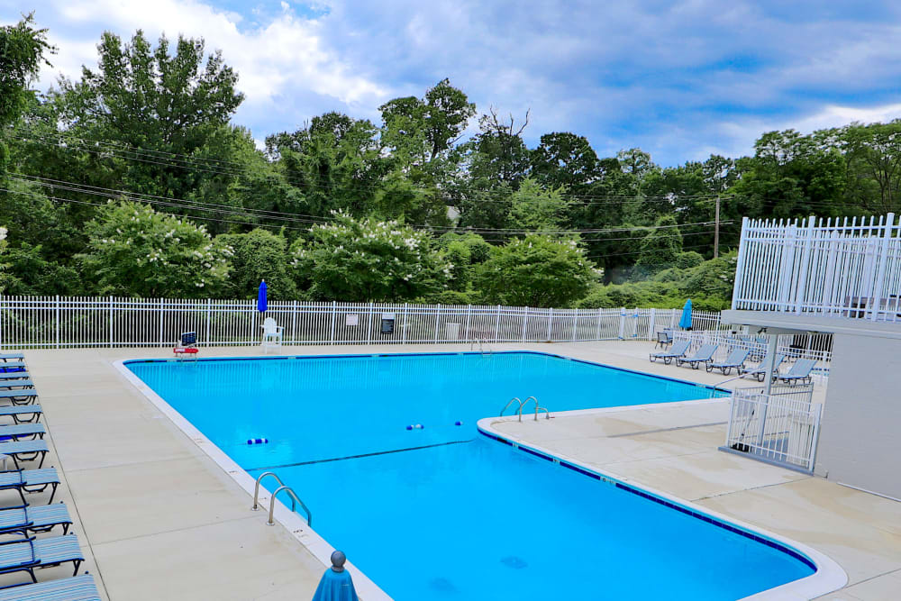 Our Apartments in Alexandria, Virginia offer a Swimming Pool