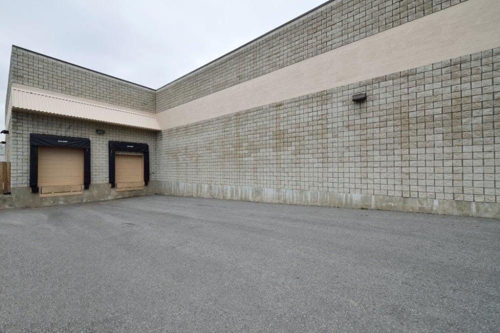 Outside of Apple Self Storage - Kingston in Kingston, Ontario