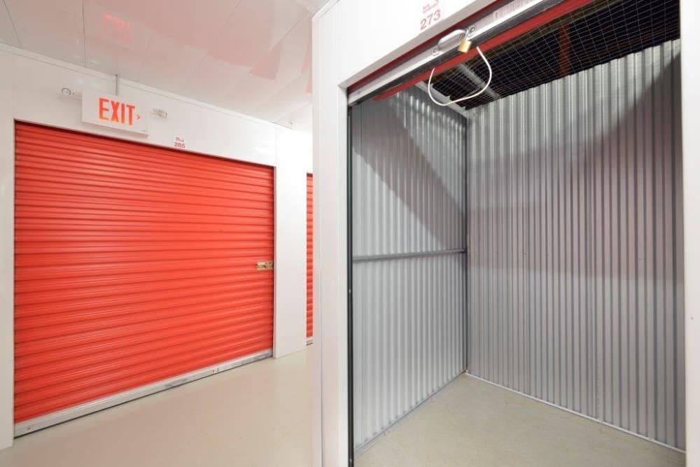 Indoor units at Apple Self Storage - Kingston in Kingston, Ontario