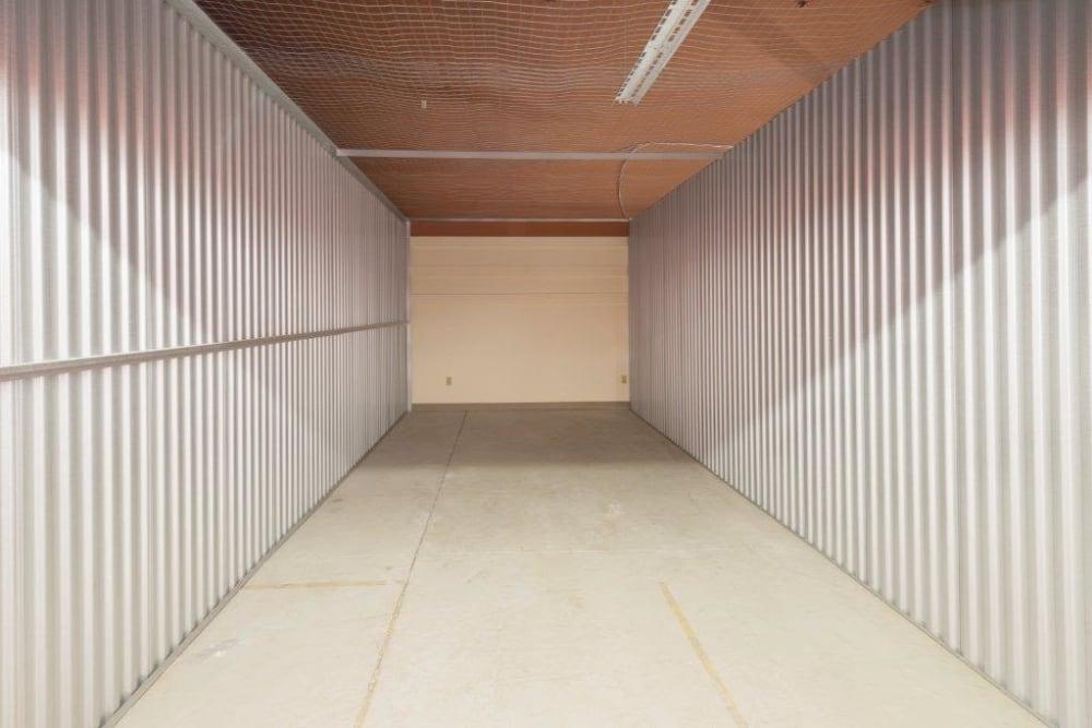 Extra large storage units at Apple Self Storage - Kingston in Kingston, Ontario