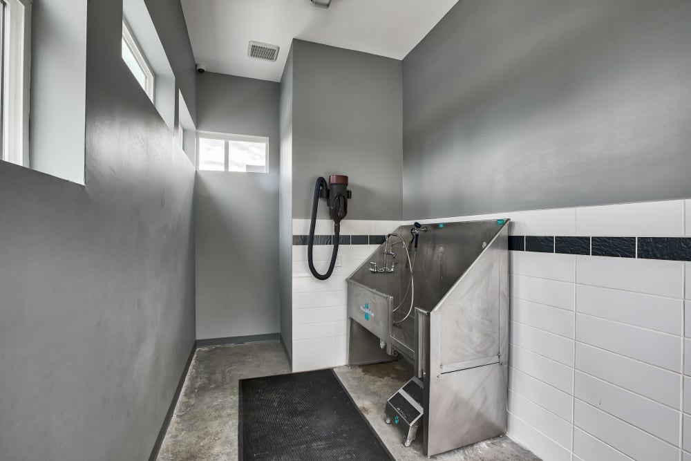 Our Apartments in Littleton, Colorado offer a Dog Wash Area