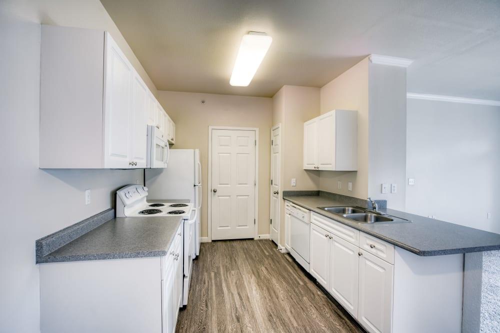 Kitchen at Reserve at South Creek