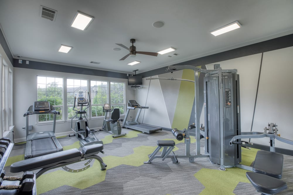 Our Apartments in Englewood, Colorado offer a Gym