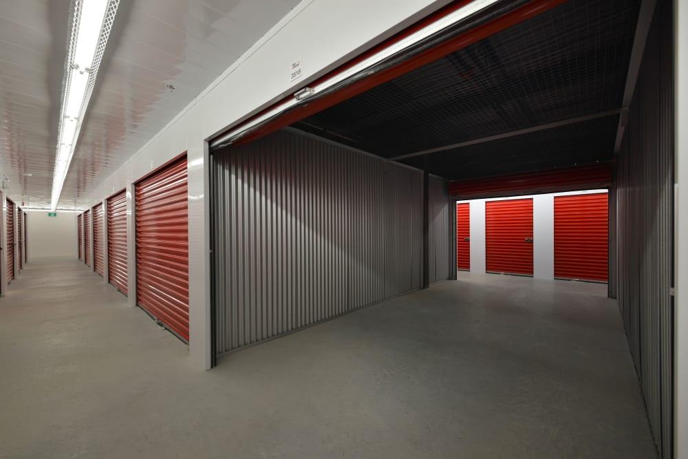 Large units at Apple Self Storage - Kitchener - Highland in Kitchener, Ontario