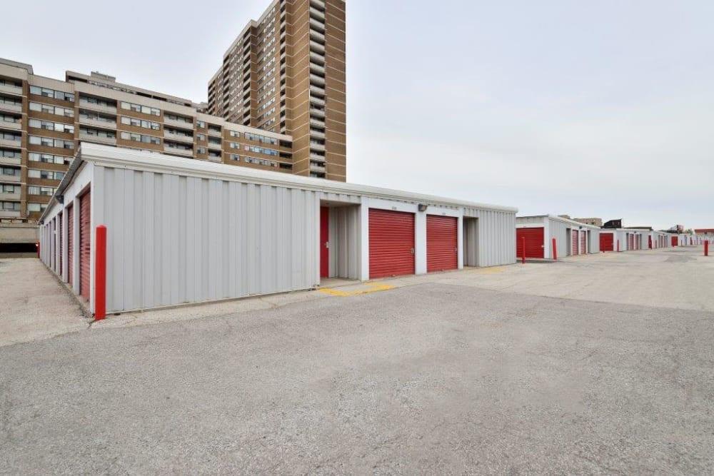 Apple Self Storage - Toronto - Danforth in Toronto, Ontario, storage units