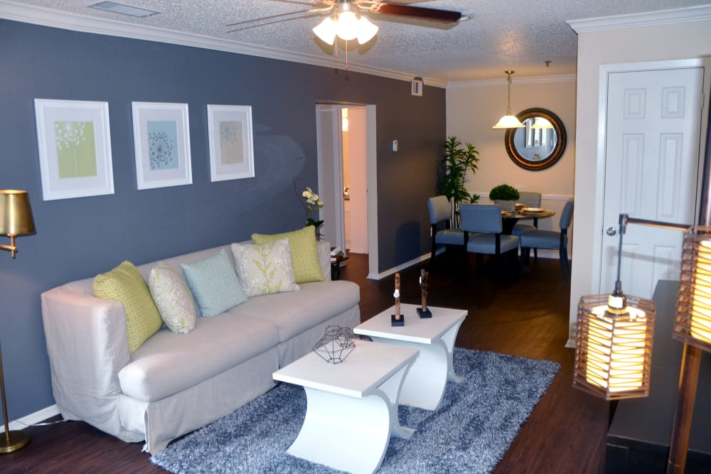 Our Apartments in North Richland Hills, Texas offer a Living Room