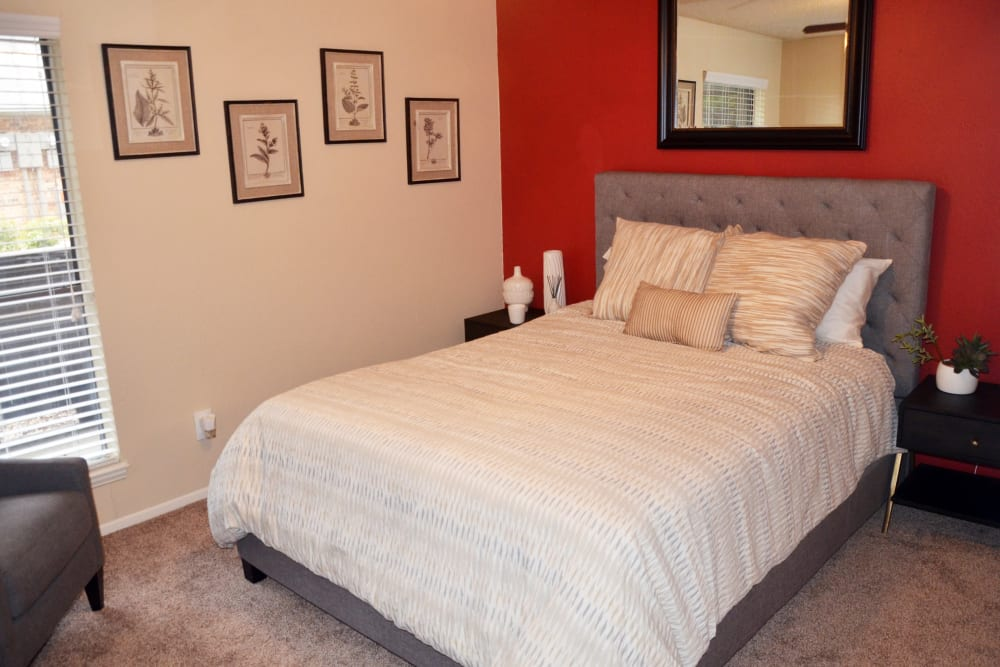 Our Apartments in North Richland Hills, Texas offer a Bedroom