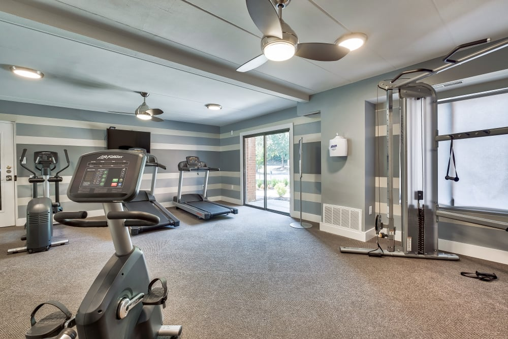 Our Apartments in Williamsburg, Virginia offer a Gym