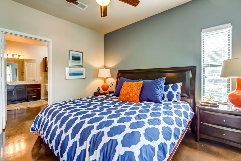 Bedroom at Legacy Brooks in San Antonio, Texas