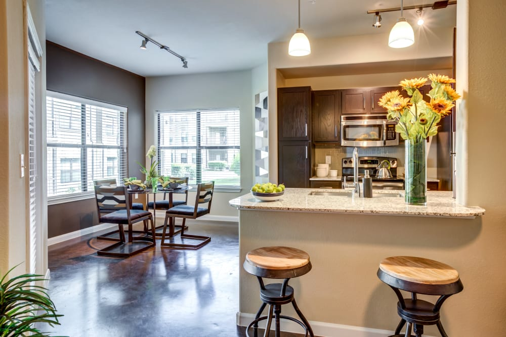Legacy Brooks offers a Kitchen in San Antonio, Texas