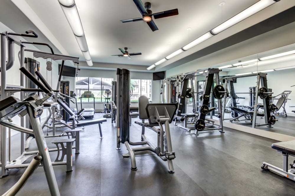 Fitness Center at Legacy Brooks in San Antonio, Texas