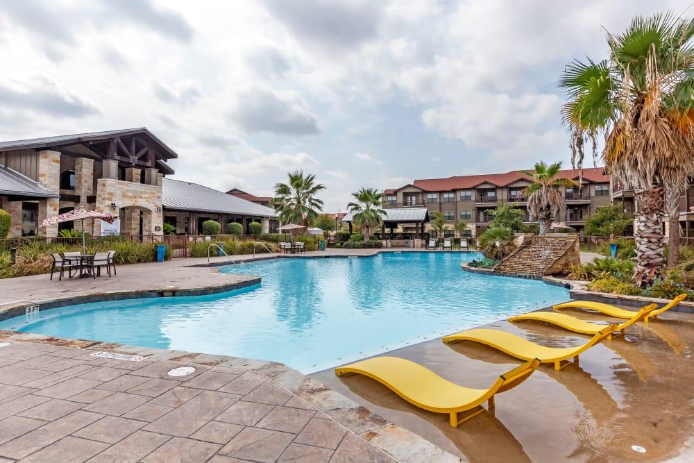 Swimming Pool at Legacy Brooks in San Antonio, Texas