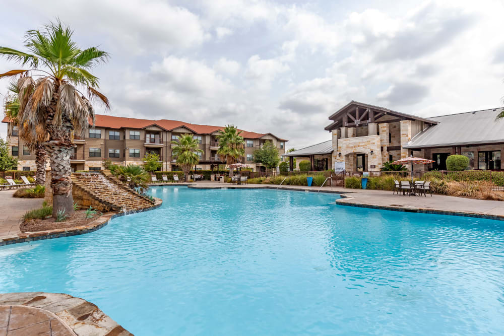 Our Apartments in San Antonio, Texas offer a Swimming Pool