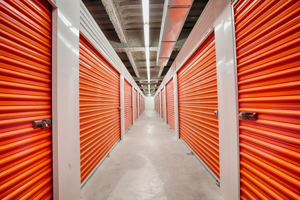 Clutter Self-Storage offers indoor climate-controlled units in Yonkers, New York
