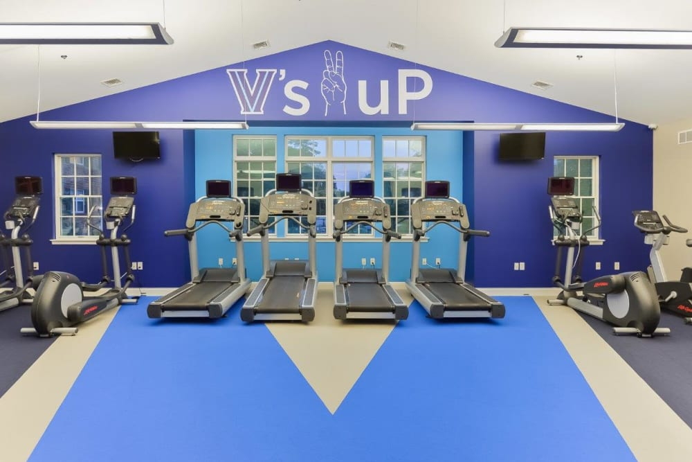 Our Apartments in Bryn Mawr, Pennsylvania offer a Fitness Center
