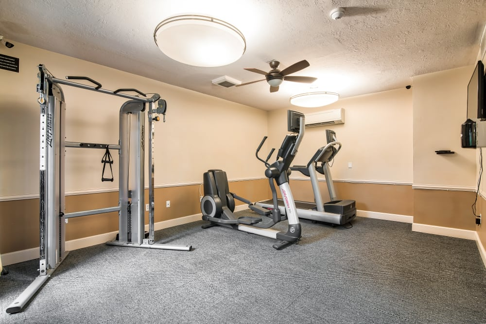 Our Apartments in Riverdale, Utah offer a Gym