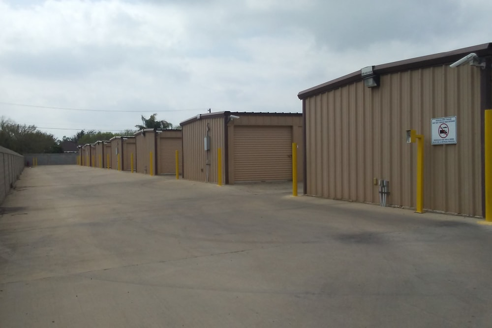 Storage units at Store It All Self Storage - Affordable in Laredo, Texas