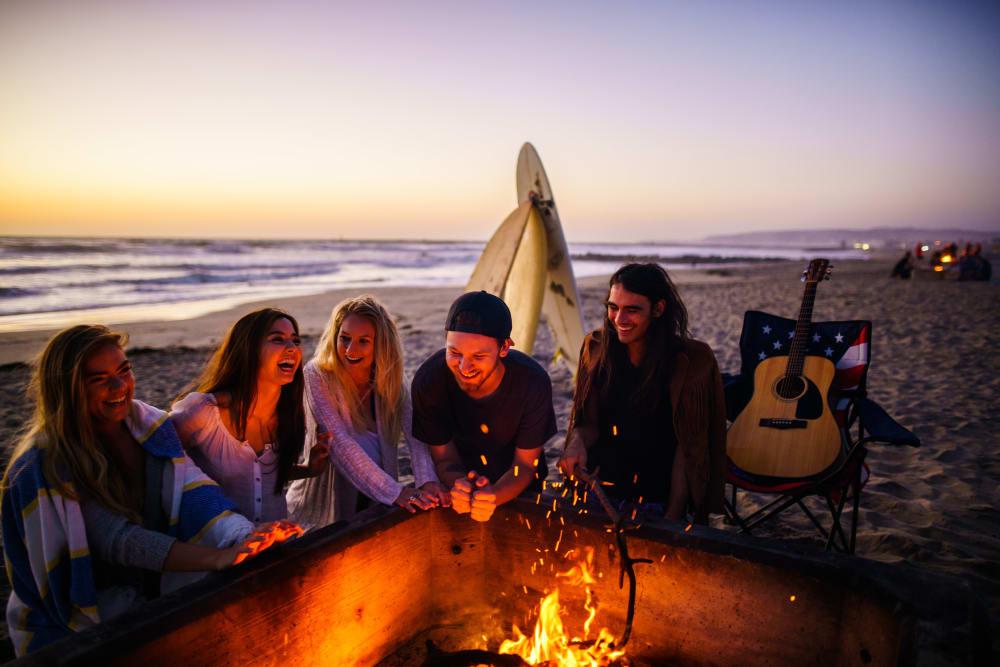 Enjoy outdoor activities near Stor'em Self Storage in San Diego, California