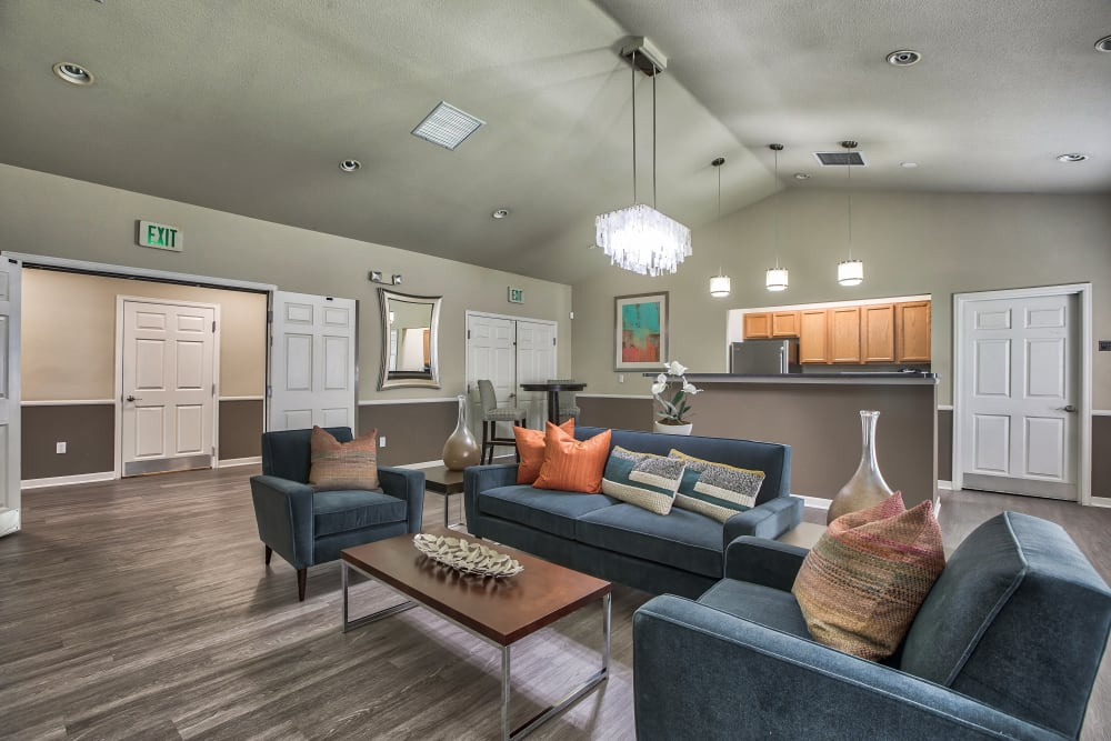Our Apartments in Brighton, Colorado offer a Clubhouse