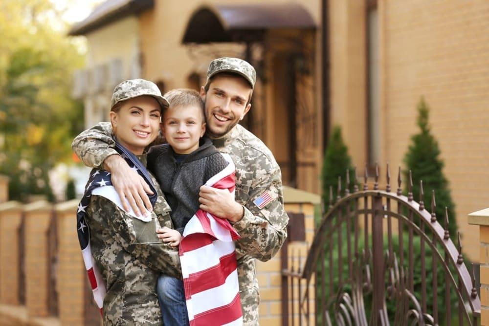 Veteran family in Huntington Beach, CA | A-1 Self Storage