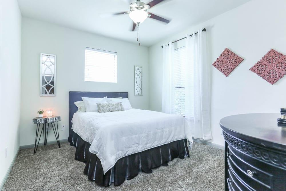 Bedroom at The Bridge at Tech Ridge in Austin, Texas