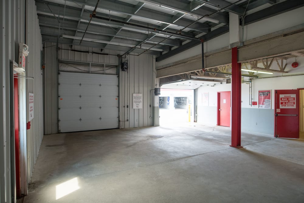 Apple Self Storage - Dartmouth in Dartmouth, Nova Scotia, offers large spaces