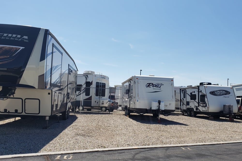 RV Storage at Storage Etc Kearns