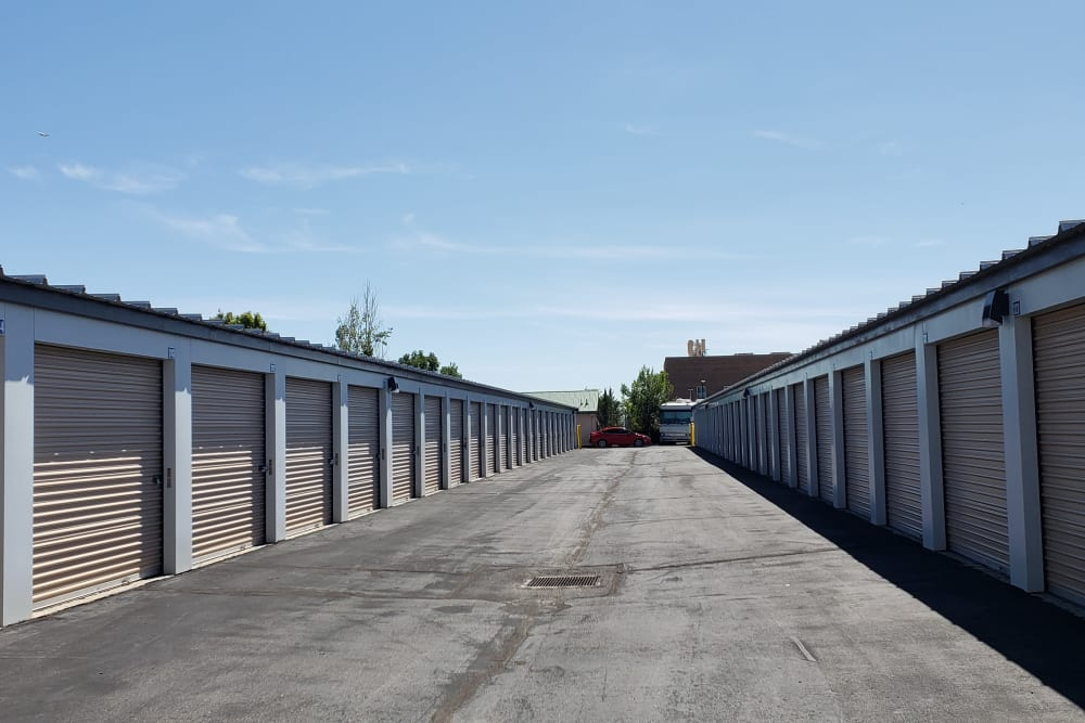 Drive Up Access Storage Units at Storage Etc Kearns