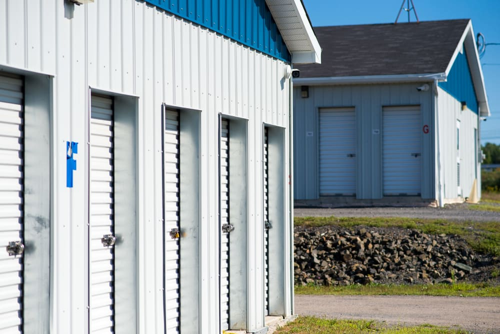 Units for rent at Apple Self Storage - Fredericton North in Fredericton, New Brunswick