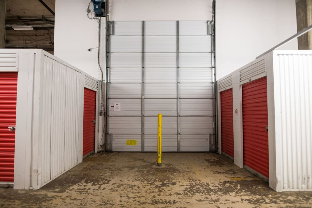 Ample space at Apple Self Storage - Halifax Westend in Halifax, Nova Scotia