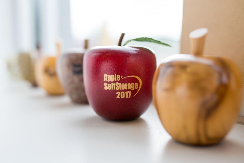 Awards for Apple Self Storage - Waterloo in Waterloo, Ontario