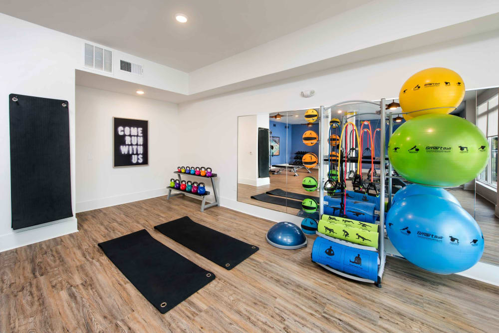 Our Apartments in Marietta, Georgia offer a Fitness Center
