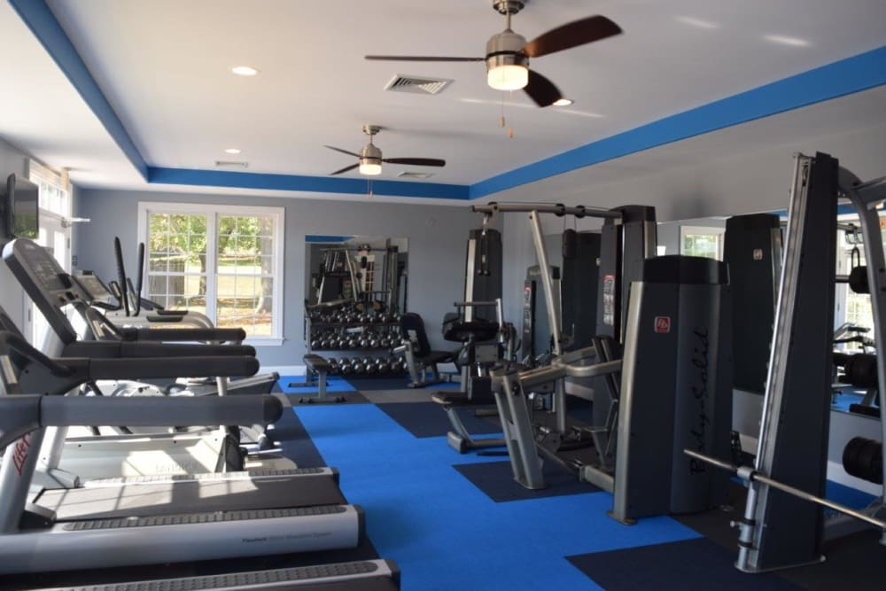 Our Apartments in Downingtown, Pennsylvania offer a Gym